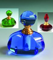 Sell crystal scent bottle, scent bottle, glass crystal scent bottle