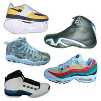Sell several types of  sports shoes
