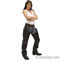 Sell leather chaps for women