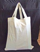 Sell plain cotton shopper bag