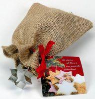 Sell Christmas jute gift bag