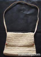 Sell crochete lady handbag