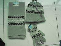Sell men crocheted winter hat