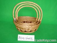 Sell three pieces basket