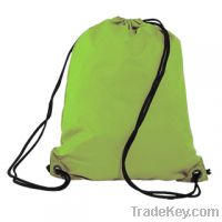 Cotton backpack bag eco friendly