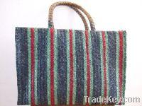 Sell Handmade woven straw bag fashion