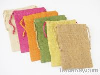 Sell Jute Pouch promotional