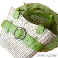 Sell Corn Straw leather bag