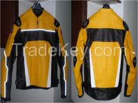 Sell Motorbike Leather Jackets