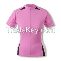 Laadies cycle jerseys