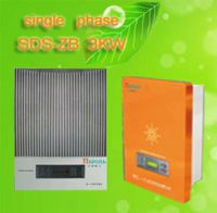 Sell Solar On Grid Inverter(4kw Single-phase)