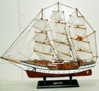 Sell wooden shipping model