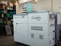 FUJI Frontier 330 with Scanner