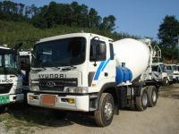 Sell Cement Mixer Truck