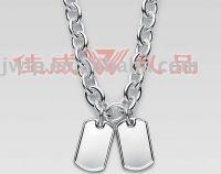 Sell Custom metal luggage tag name tag indentification tag