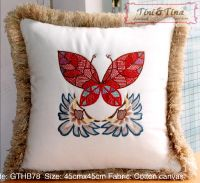 Sell  Embroidery cushion cover