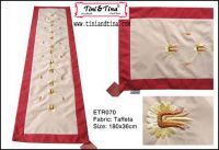 Sell handmade embroidery tablecloth