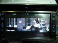 """6. 5"""" In Dash Full Motorized (Touch-Screen) LCD Monitor with DVD/TV/FM"""