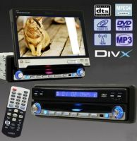 """7"""" In dash Fully Motorized LCD Monitor with dvd/tv/fm.am"""