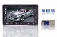 """6. 5"""" In Dash Touch-Screen LCD Monitor w/ 10-disc DVD changer,TV,FM"""