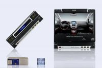 """7"""" In dash Fully Motorized TFT-LCD Monitor"""