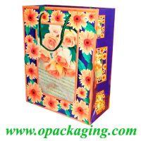 Sell printed paper bags, paper gift bags(OP1-1-2)
