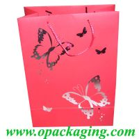 Sell promotional paper bags(OP1-1-7)
