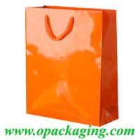Sell paper shopping bags(OP1-1-10, 11)