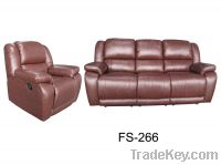 Sell sofa set with recliner(FS-266)