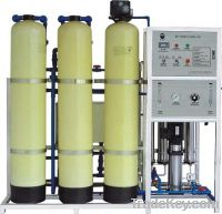 Sell Pure!!!1000L/H single stage RO system drinking water equipment