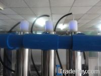 5gallon pure water production line  new style
