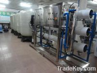 Sell mineral water equipment/fully automatic/Semiautomatic