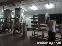 Sell bottled water production line  Angel Good quality