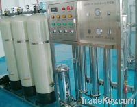 Sell Drinking Water Treatment The Reverse Osmosis type