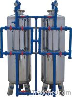 Sell drinking water production line / Reverse Osmosis water equipment
