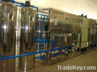 Sell Reverse Osmosis unit Producing drinking water unit