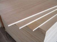 Okume F/B plywood, Poplar core, hardwood core, 1220x2440mm