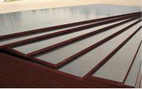 Brown film faced plywood , 1220x2440mm, 1250x2500mm poplar core