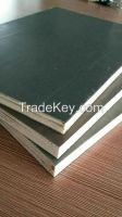 Plastic plywood  used for construction formwork