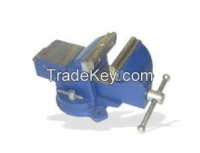 Bench vice, light duty bench vise, Heavy duty bench vise, American Drill press bench vise
