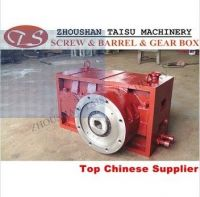 Reduction ZLYJ 180-10 gear box for extruder