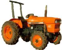 Kubota Tractor 4x4 L295