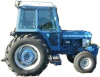 1985 Ford 6610 Tractor 2WD