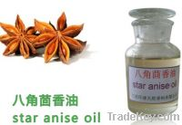 Sell Star Aniseed Oil, Star Anise oil, Food additive oil, Spices