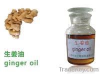 Sell Ginger Oil, Essential oil, Spices (Cas.8007-08-7 )