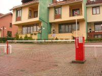 Sell automatic garage doors,playground,garabage bins