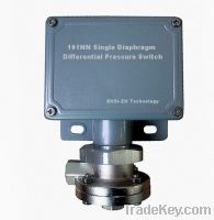 Pressure Differential Switches sterile stainless steel