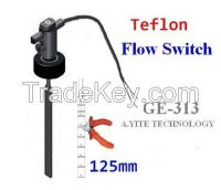 GE-313 Teflon Plastic Paddle Flow Switches