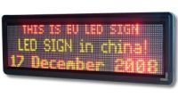 Sell LED moving sign, indoor led display, led billbaord
