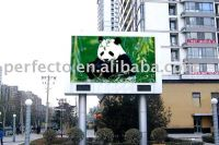 Sell Outdoor full color LED display, outdoor LED screen, PH25 outdoor F